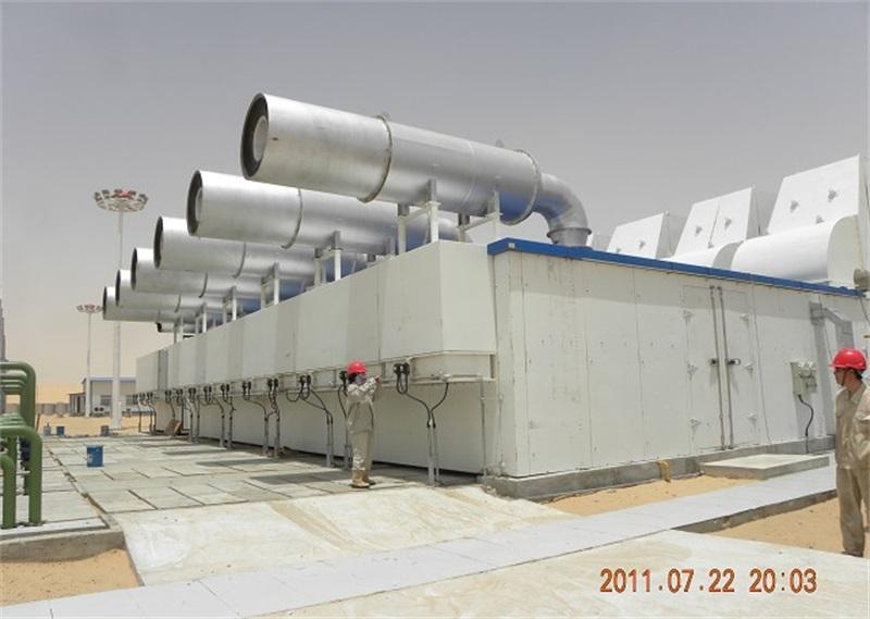 尼日尔7.2MW天然气电站