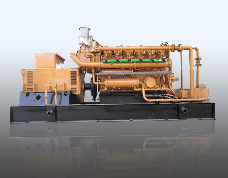 焦炉煤气、煤制气、炼化气机组