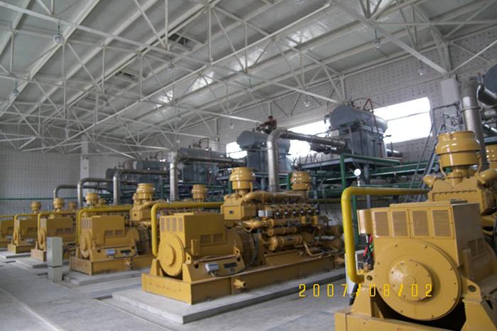 沼气发电机组的优点是什么?
