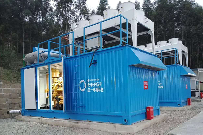 瓦斯发电机组厂家是如何提高发电机组效率的?