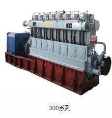焦炉煤气发电机组的生产使用配置