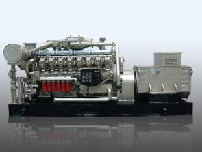 沼气发电机组曲轴箱通气孔要保持通畅吗?