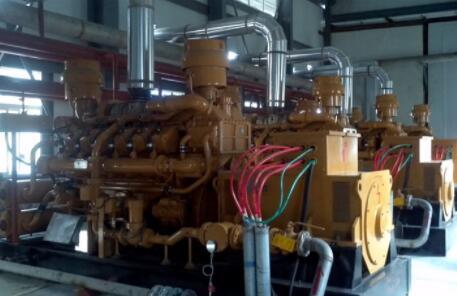 瓦斯发电机组增压器使用注意事项
