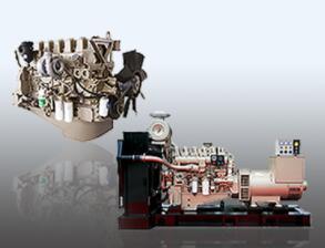 燃气发电机组静音箱基本参数和组成