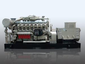 如何清洗焦化发电机组冷却系统的水垢?