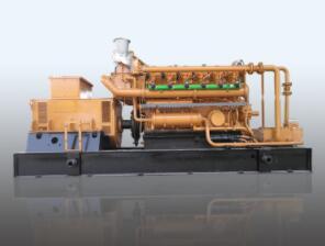 焦化发电机组的工作原理是什么