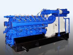 瓦斯发电机组曲柄连杆机构由什么组成?