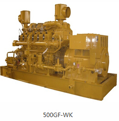 燃气轮机与燃气发电机组的对比