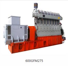 低浓度瓦斯气发电机组应用气源要求