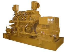 瓦斯发电机组拆卸需要遵守哪些原则?