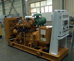 沼气发电机组曲轴箱通气孔要保持通畅