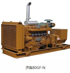 燃气发电机组600kw停机时需要注意的事项